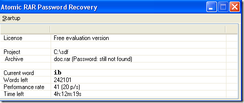 Cara Membuka File RAR yang Dilindungi Kata Sandi